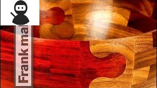 Wedding Bowl: Parts 4 and 5 of 5: The Glue Up and Wood Turning HD