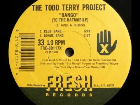 Xxx Mp4 The Todd Terry Project Bango To The Batmobile 1988 3gp Sex