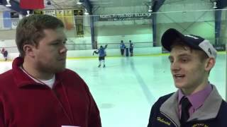 MSA Sports Center Stage with Freeport's Stone Haberstroh
