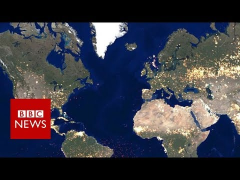 Xxx Mp4 Maps Reveal Hidden Truths Of The World S Cities BBC News 3gp Sex