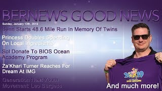 "Bernews ""Good News"" Sunday Spotlight, January 13, 2019"