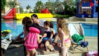 اتفرج على مصطفى شعبان و صابرين فى اخر مشهد من مسلسل دكتور امراض نسا