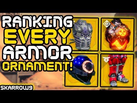 Xxx Mp4 Destiny 2 Ranking EVERY Exotic Armor Ornament 3gp Sex