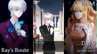 Day 9, Chat 7(16:56)【RAY ROUTE】-MYSTIC MESSENGER-