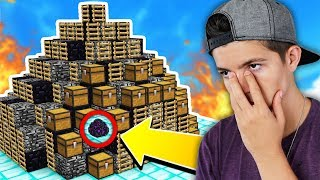 WORLD'S MOST ANNOYING BASE DEFENCE! (Minecraft MONEY WARS)