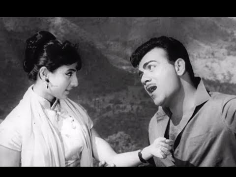 Pyar Karta Ja - Classic Superhit Romantic Song - Bhoot Bungla - Mehmood, Tanuja