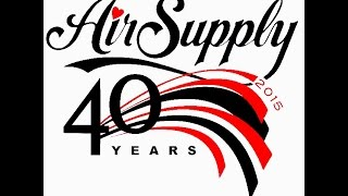 Air Supply - 36. Strong Strong Wind