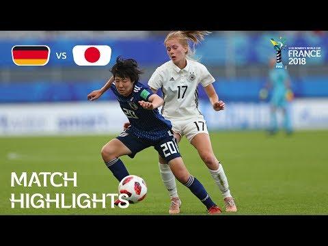 Xxx Mp4 Germany V Japan FIFA U 20 Women's World Cup France 2018 Match 28 3gp Sex