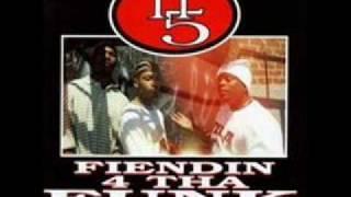 11-5 - Garcia Vegas (1995) Fiendin' 4 Tha Funk