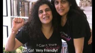 I Can't Think Straight - Gay Olympic Games with Shamim Sarif & Hanan Kattan