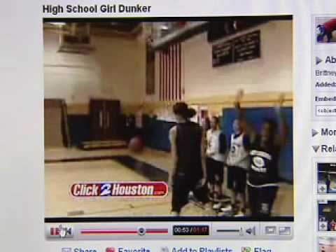 Xxx Mp4 High School Girl Dunker Continues To Dominate 3gp Sex