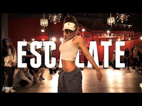 Tsar B - Escalate - Choreography by Alexander Chung - ft Jade Chynoweth - Filmed by @TimMilgram