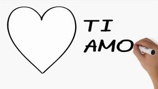 Messaggio - Dichiarazione d'amore con musica originale da dedicare a una persona speciale 2016/17