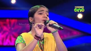 Pathinalam Ravu Season2 (Epi74 Part3) Harsha singing in KG Sathar round