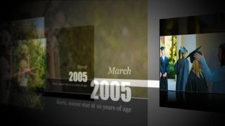 Free Animated Timeline Effects for ProShow