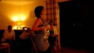 Just dance Jacqui at Jamos 2