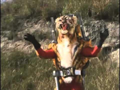 Kamen Rider ZX vs. Tiger-Roid