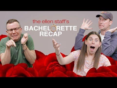 Xxx Mp4 Ellen S Staff Reveals Dirty Secrets On Week 4 Of 'The Bachelorette' 3gp Sex