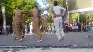 آموزش رقص کردی در تهران/ kurdish dance