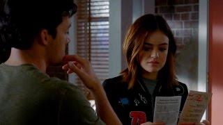 EXCLUSIVE: Pretty Little Liars 7X16 Sneak Peek: Is Aria Sabotaging Her Wedding With Ezra?!