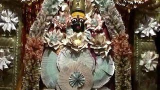 Devi Navaratrulu   Dhanalakshmi Alankaram to Mateshwari Devi in Tulja Bhavani Temple   Bhakthi TV