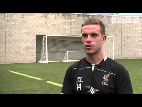 Jordan Henderson 'over the moon' with new Liverpool contract