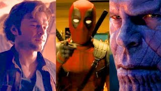 Big Game 2018 Trailer Reactions! Avengers, Solo, Deadpool, Venom, and MORE!