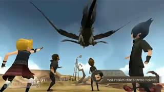 FINAL FANTASY XV POCKET EDITION Full Episode Download For Free