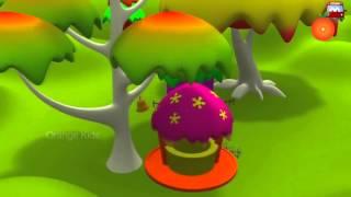 Ding Doll Bell Poem - Kids Learning Videos | Nursery Rhymes | Orange Kids