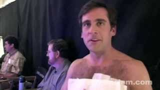40 Year-Old Virgin: Behind the Scenes of Steve Carell's Waxing