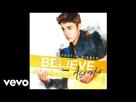 Justin Bieber As Long As You Love Me Acoustic Official Audio