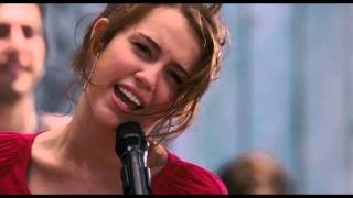 The climb - Miley Cyrus (OST from Hannah Montana: The movie 2009) HD