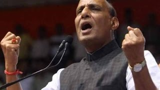 Pakistan Censors Rajnath Singh's Speech in Islamabad | Full Video