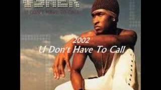 Usher - U Turn (RV)