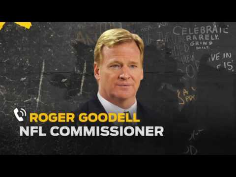 Roger Goodell joins Colin Cowherd ahead of Super Bowl LI THE HERD FULL INTERVIEW