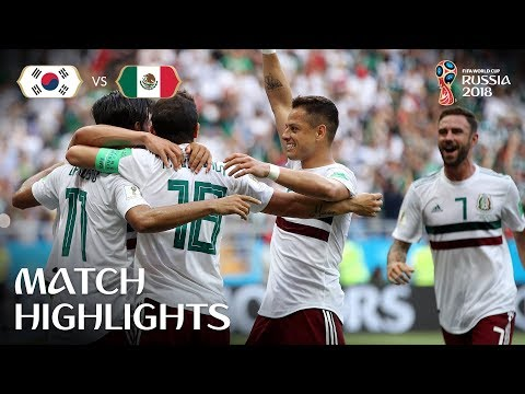 Xxx Mp4 Korea Republic V Mexico 2018 FIFA World Cup Russia™ Match 28 3gp Sex