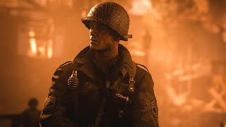 Call of Duty WWII Devs Talk About Multiplayer Gameplay