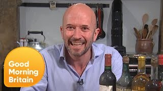 What Makes a Bottle of Wine Worth £424,000? | Good Morning Britain