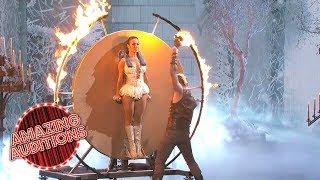 America's Got Talent 2016 - Most Dangerous Acts of the Year - Part 2