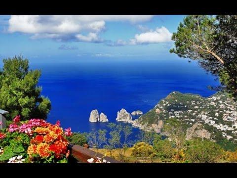 Isla de Capri, capricho de los dioses