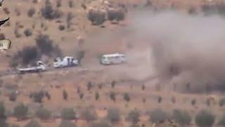 مقتل محافظ ريف دمشق وقائد الفرقة 3 في كمين بمنطقة القلمون