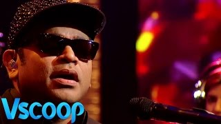 A.R. Rahman's MTV Unplugged Version | Urvasi Urvasi Take It Easy Urvashi #Vscoop
