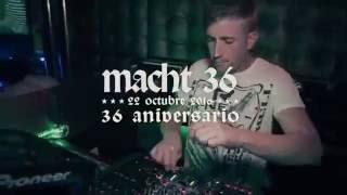 CUÑA RADIO - MACHT 36 - CHOCOLATE MUSIC