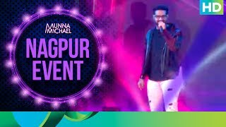 Munna Michael Live in Nagpur | Main Hoon | Siddharth Mahadevan & Tiger Shroff