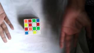 How to solve Rubiks cube 4*4*4  Bangla Tutorial (part 1)