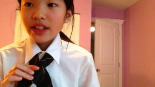 How to tie a tie(easy!)