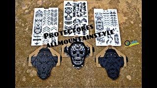 Nos han llegado los nuevos protectores de cuadro AllmountainStyle