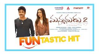 Latest Promo from Manmadhudu 2 | Akkineni Nagarjuna | Rakul Preet | Rahul Ravindran | Now In Cinemas