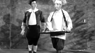 Three Stooges Nursery Rhymes - Simple Simon