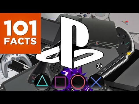 watch 101 Facts About Playstation